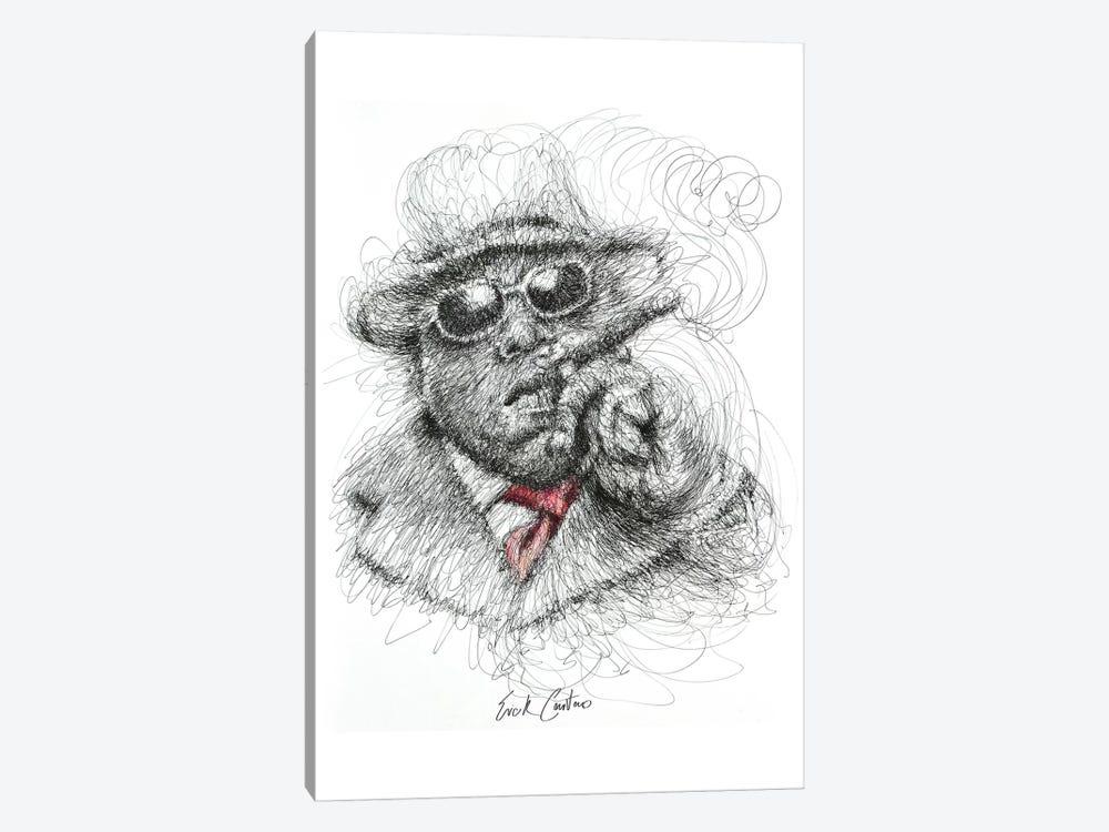 Notorious by Erick Centeno 1-piece Canvas Print