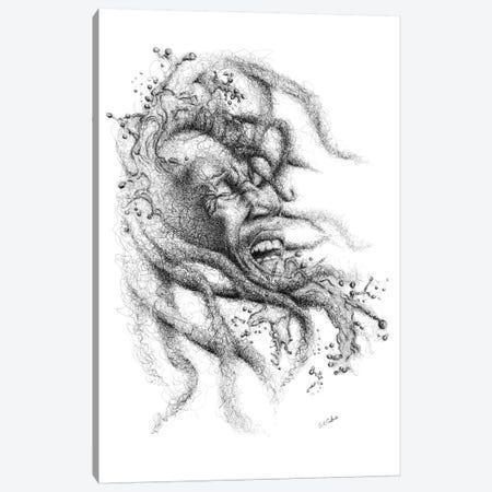 Soul Rebel Canvas Print #ECE54} by Erick Centeno Canvas Wall Art