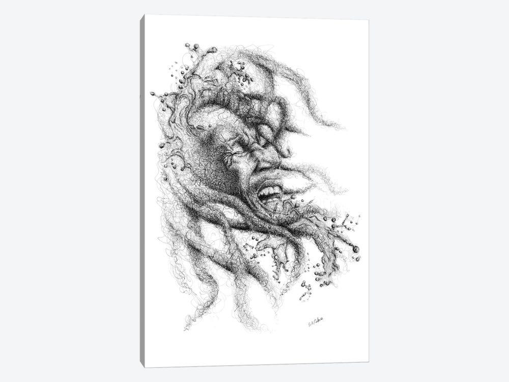 Soul Rebel by Erick Centeno 1-piece Canvas Print