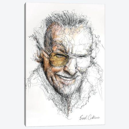 Stan Canvas Print #ECE67} by Erick Centeno Art Print