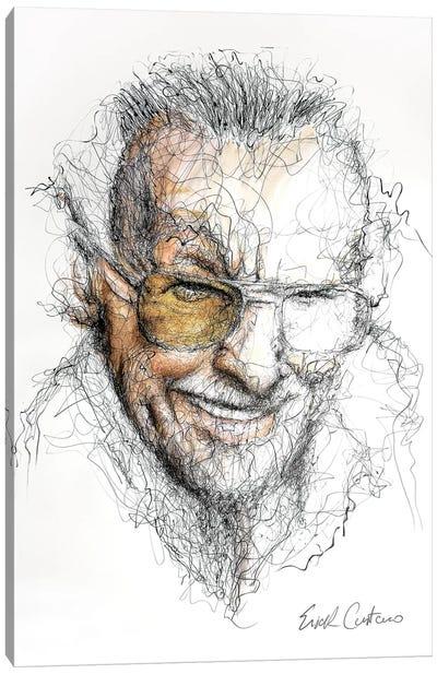 Stan Canvas Art Print