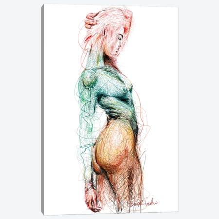 Colors Expression Canvas Print #ECE72} by Erick Centeno Canvas Art Print