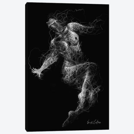 Liberated Feelings Canvas Print #ECE77} by Erick Centeno Canvas Artwork