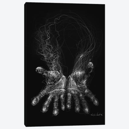 Palms Canvas Print #ECE78} by Erick Centeno Canvas Print