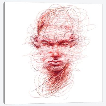 Will Smith Canvas Print #ECE87} by Erick Centeno Canvas Print