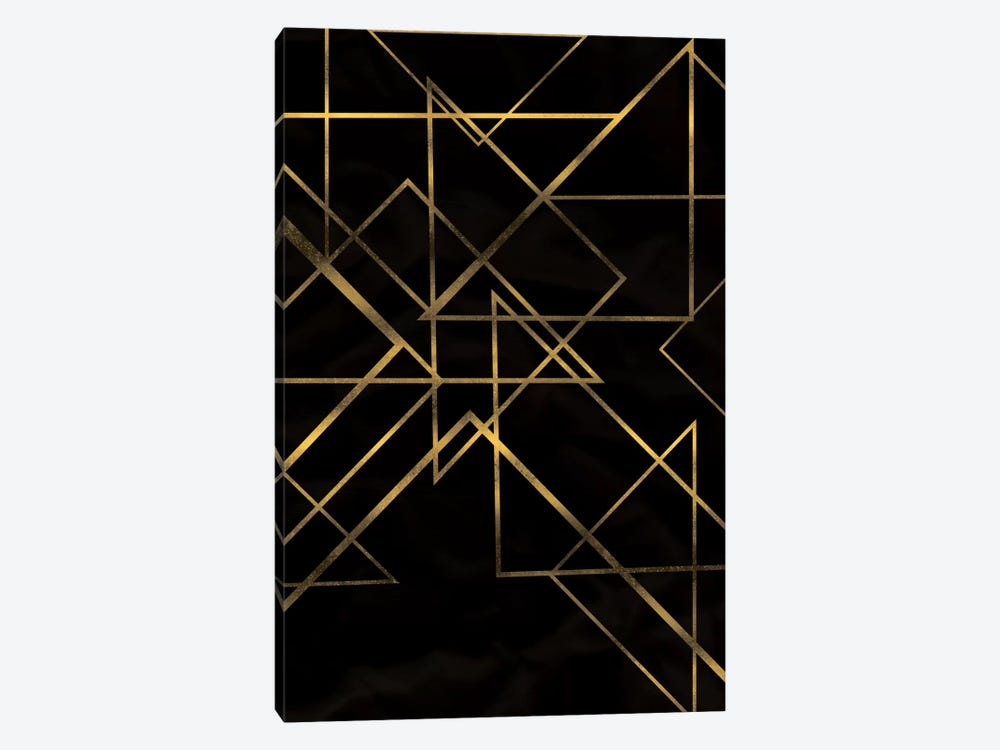 Dysplastic Surface by 5by5collective 1-piece Canvas Art