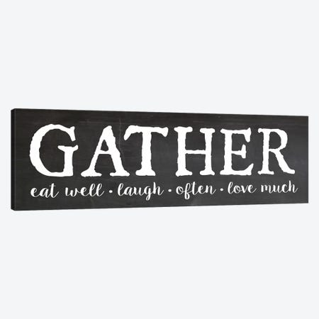 Gather Canvas Print #ECK114} by Erin Clark Canvas Wall Art