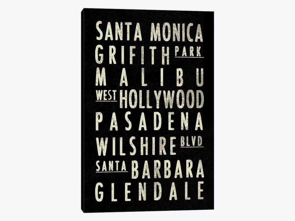 LA by Erin Clark 1-piece Canvas Print