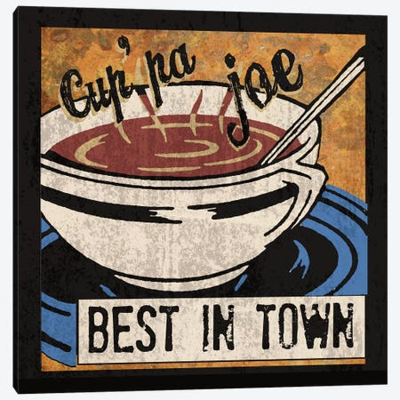 Best In Town Canvas Print #ECK120} by Erin Clark Canvas Artwork