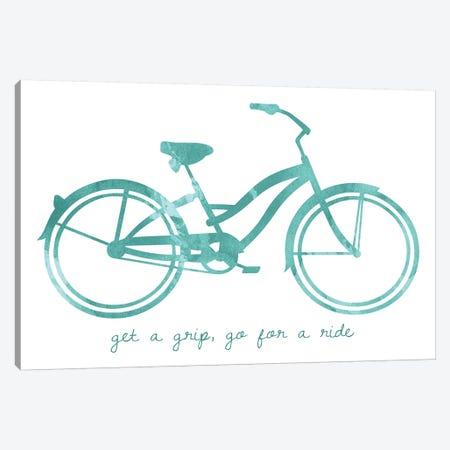 Bike I Canvas Print #ECK122} by Erin Clark Canvas Art