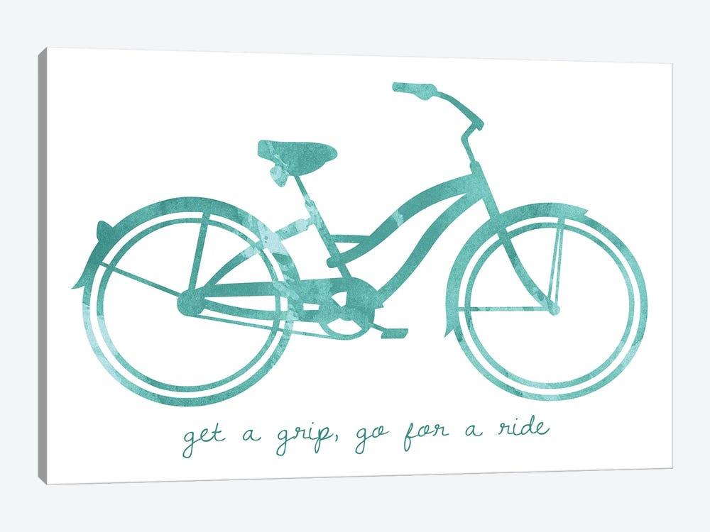 Bike I by Erin Clark 1-piece Canvas Artwork