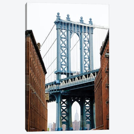 DUMBO View Canvas Print #ECK194} by Erin Clark Canvas Artwork