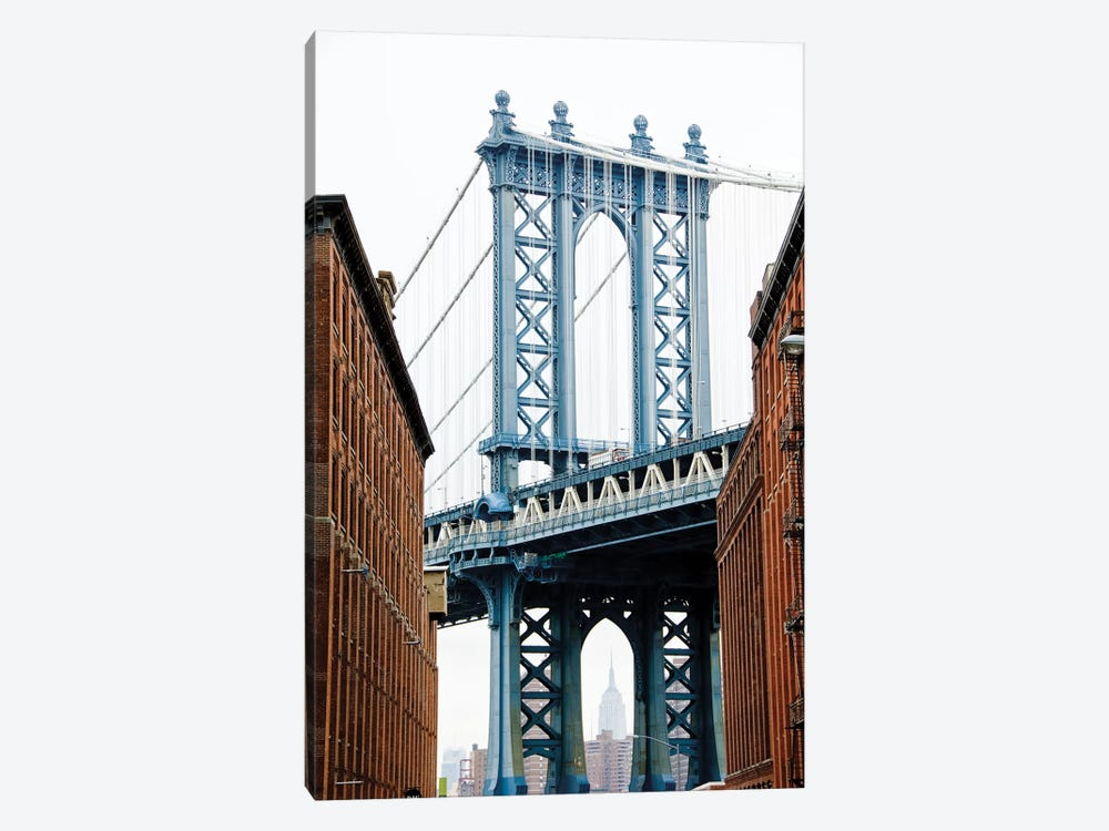 DUMBO View by Erin Clark 1-piece Canvas Print