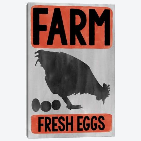 Eggs Canvas Print #ECK198} by Erin Clark Canvas Art Print