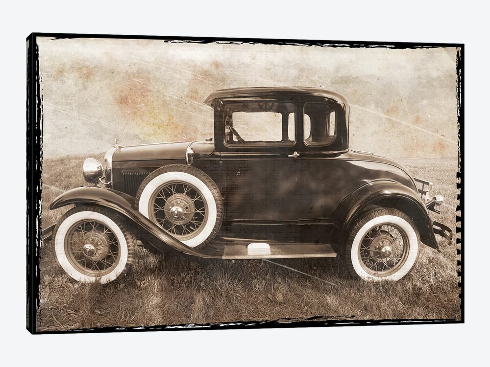 Ford I by Erin Clark 1-piece Canvas Artwork