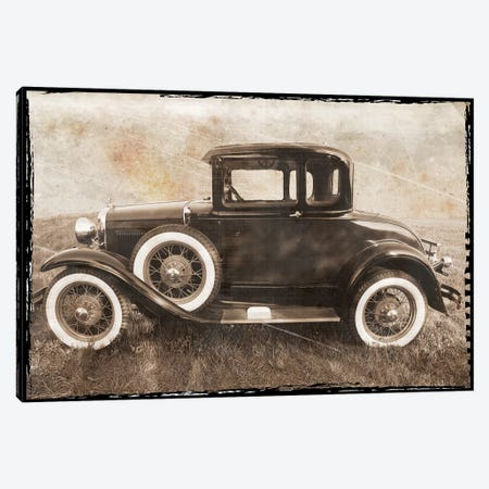 Ford I Canvas Print #ECK233} by Erin Clark Canvas Art