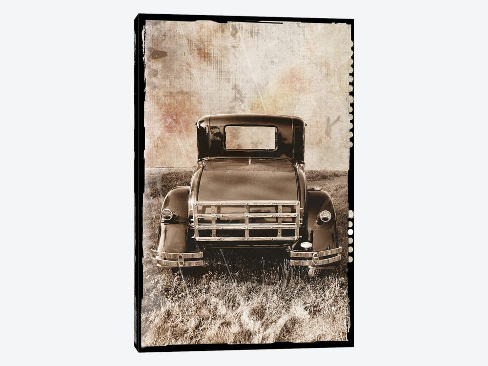 Ford III by Erin Clark 1-piece Canvas Artwork