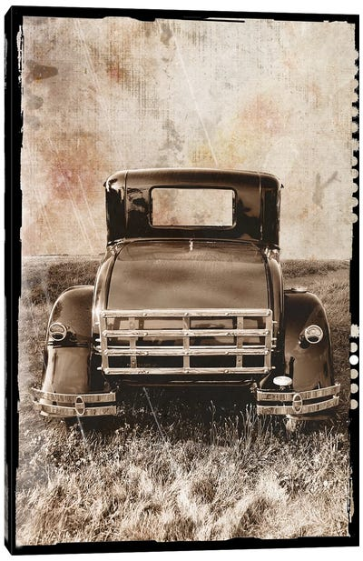 Ford III Canvas Art Print