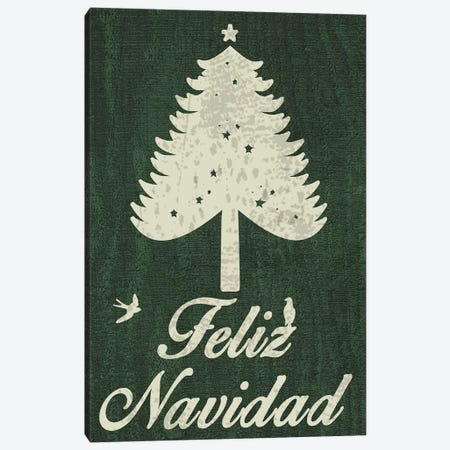 Navidad Canvas Print #ECK23} by Erin Clark Canvas Wall Art