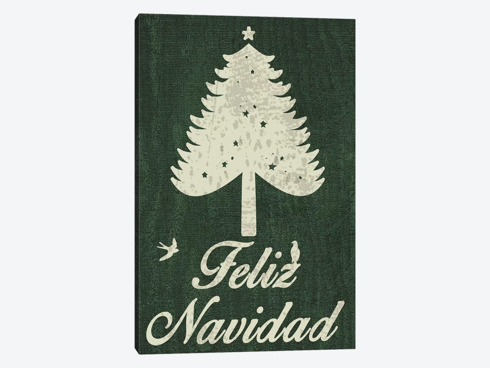 Navidad by Erin Clark 1-piece Canvas Wall Art