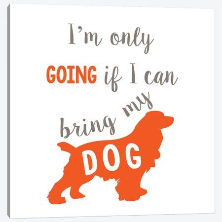 Going Dog 3-Piece Canvas #ECK247} by Erin Clark Canvas Art