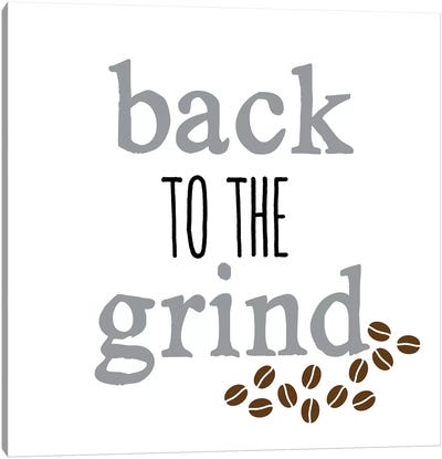 Grind Canvas Art Print