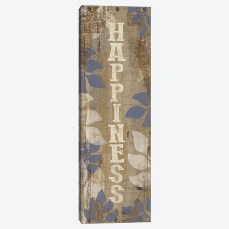 Happiness Canvas Print #ECK259} by Erin Clark Canvas Artwork
