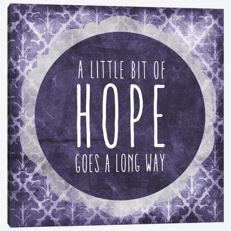 Hope II Canvas Print #ECK269} by Erin Clark Canvas Print