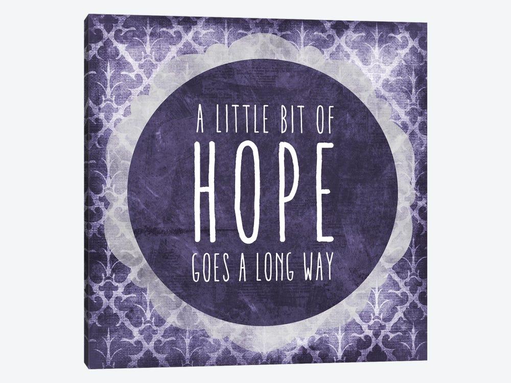 Hope II by Erin Clark 1-piece Canvas Print