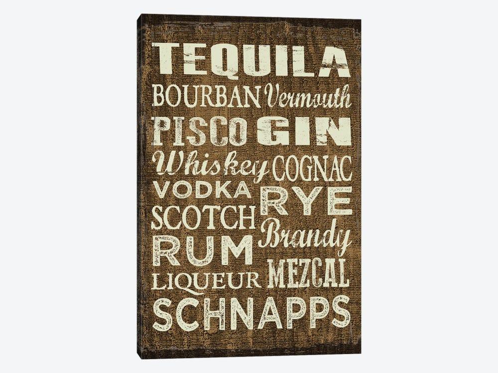 Liquor Sign II by Erin Clark 1-piece Art Print