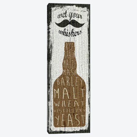 Liquor Sign IV Canvas Print #ECK304} by Erin Clark Art Print