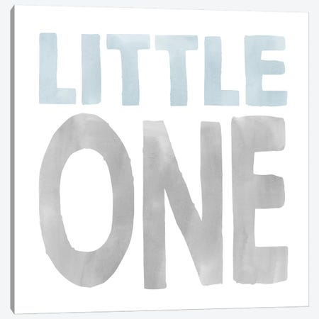 Little One Canvas Print #ECK305} by Erin Clark Canvas Art Print