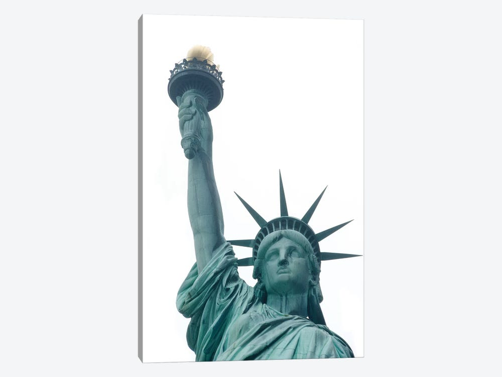 Statue Of Liberty by Erin Clark 1-piece Canvas Wall Art