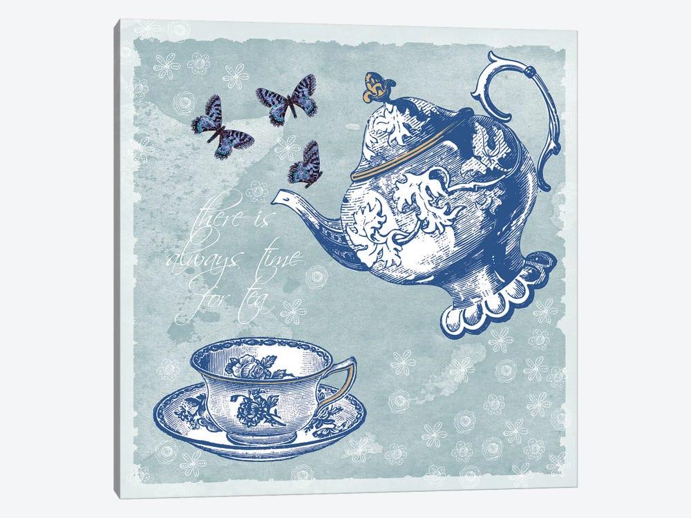 Tea by Erin Clark 1-piece Art Print