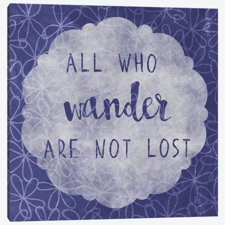 Wander Canvas Print #ECK445} by Erin Clark Canvas Wall Art