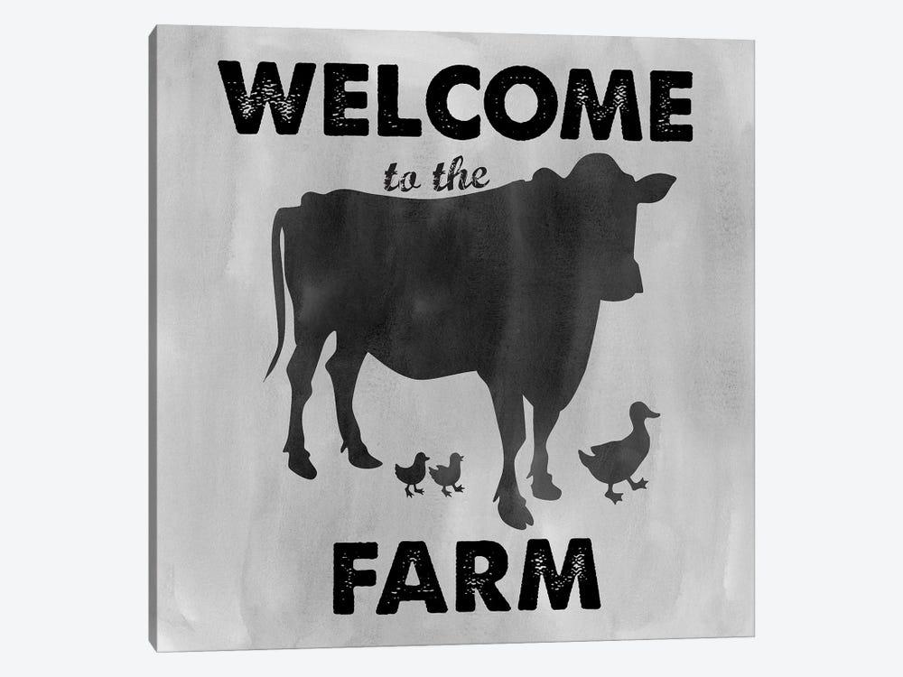 Welcome Farm by Erin Clark 1-piece Canvas Artwork