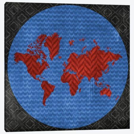 World Canvas Print #ECK473} by Erin Clark Canvas Art