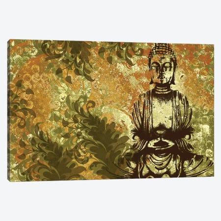 Zen Garden 3-Piece Canvas #ECK477} by Erin Clark Art Print