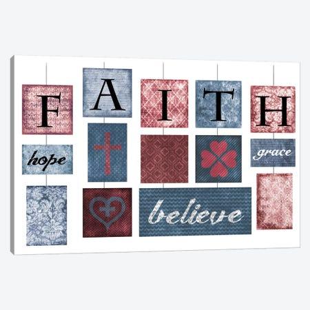 Faith Canvas Print #ECK55} by Erin Clark Canvas Art