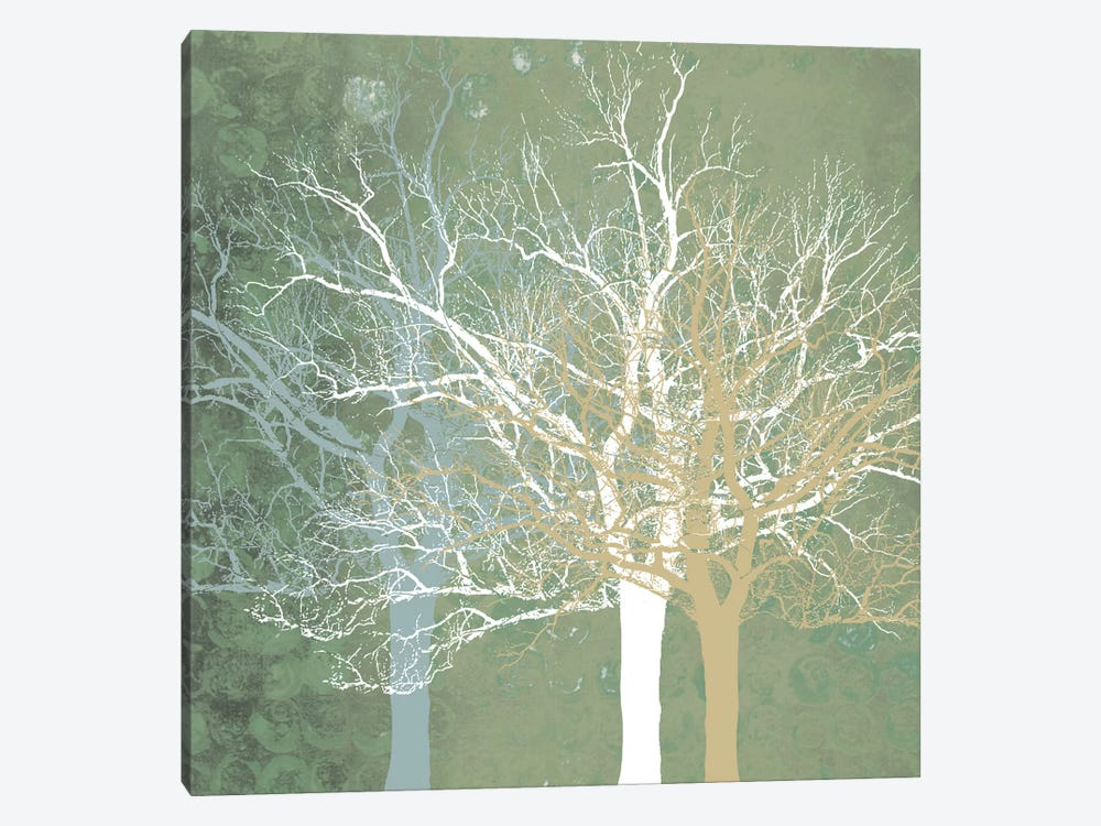 Quiet Forest by Erin Clark 1-piece Canvas Wall Art
