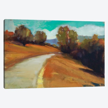 Country Road IV Canvas Print #EDD11} by Eddie Barbini Canvas Print