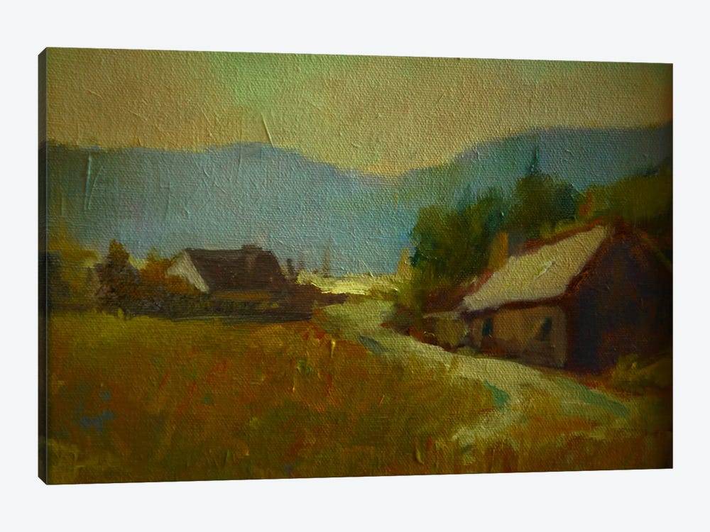 Early Evening by Eddie Barbini 1-piece Art Print