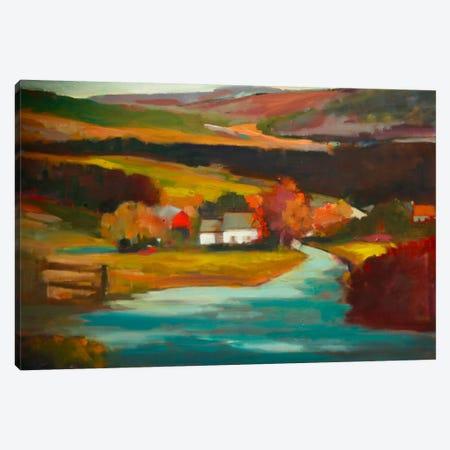 Entrance Canvas Print #EDD14} by Eddie Barbini Canvas Art
