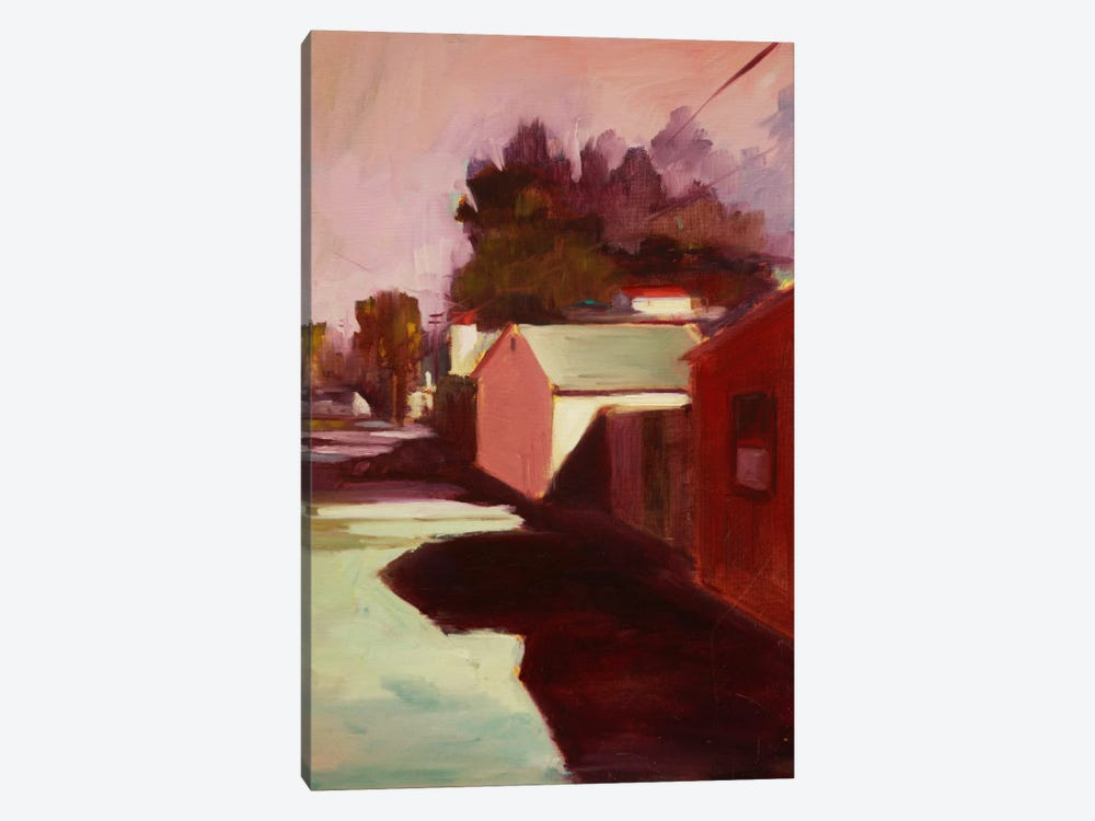 Late Afternoon II by Eddie Barbini 1-piece Canvas Art