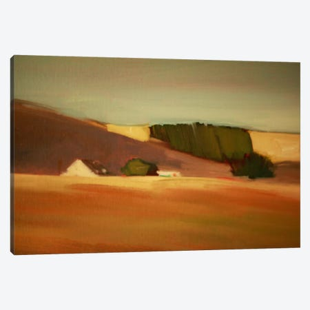 Over The Hill II Canvas Print #EDD25} by Eddie Barbini Canvas Print