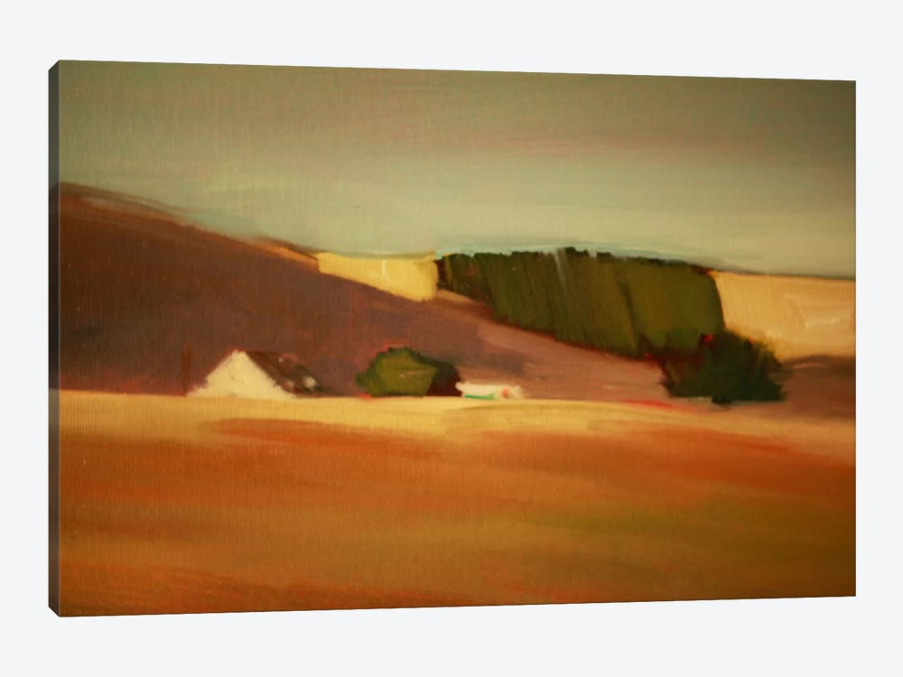 Over The Hill II by Eddie Barbini 1-piece Canvas Art