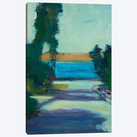 Afternoon Shadows Canvas Print #EDD2} by Eddie Barbini Canvas Art Print