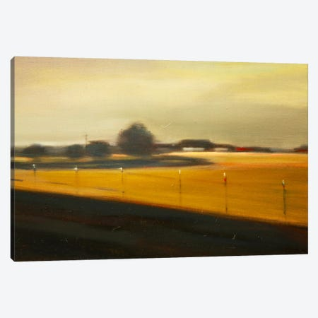 The Countryside I Canvas Print #EDD36} by Eddie Barbini Canvas Artwork