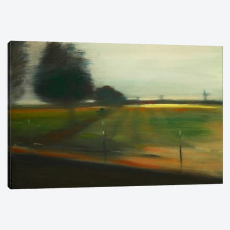 The Countryside II Canvas Print #EDD37} by Eddie Barbini Canvas Art