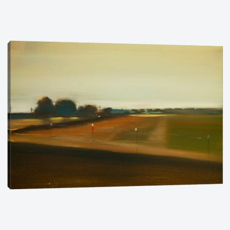 The Countryside III Canvas Print #EDD38} by Eddie Barbini Art Print